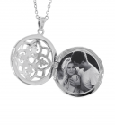 Silver Pendants and/or Necklaces by With You Lockets