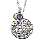 Silver Pendants and/or Necklaces by Berco Jewelry Co.